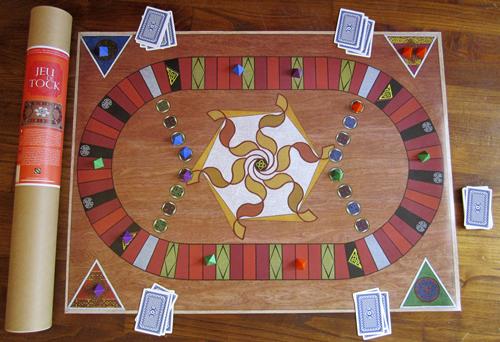 acheter - commander un jeu de tock en tube sur le site missappleray.com