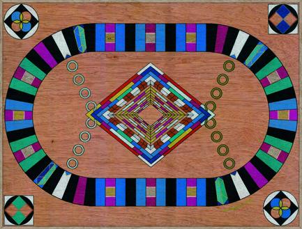 Acheter un jeu de tock en tube , jeu d`équipe, de stratégie, de tactique sur www.missappleray.com